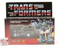 Transformers G1 Hound reissue brand new Gift