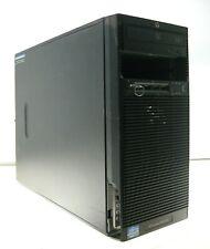 HP ProLiant ML110 G7 Single Xeon Quad Core E3-1220 @3.1GHz 12GB RAM 3x 250GB HDD