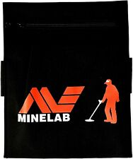 Minelab Metal Detecting Pouch Fits On Belt To HoldTreasure Trash Tool