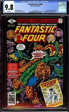 Fantastic Four #209...CGC 9.8 NM/M...First appearance of Herbie the Robot
