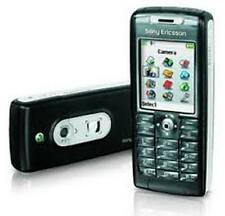 BLACK SONY ERICSSON T630 MOBILE PHONE-UNLOCKED WITH NEW HOUSE CHARGAR & WARRANTY
