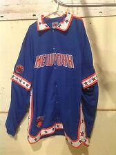 New York,NY Knicks Knickerbockers Knicks 3XLT Sweat Jacket w/detachable sleeves