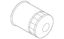 Genuine Land-Rover Oil Filter LR031439