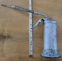 Vintage HUFFY Pump Oiler #230 Can Flex Spout THE HUFFMAN MFG. CO. U.S.A.