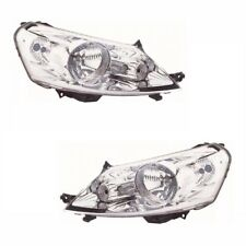For Citroen Dispatch 2007 Headlights Headlamps Lighting 1 Pair O/s & N/s