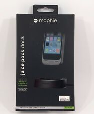 Mophie Juice Pack Dock for iPhone 5/5s/SE - Black