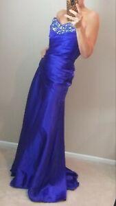 Masquerade Dress Size 3/4