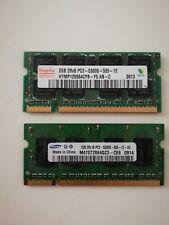 MEMORIA RAM 3GB DDR2 (2+1 GB) PC2-53002 667MHz