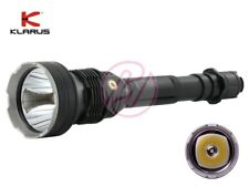 KLARUS XT30R 1800lm CREE Xhp35 LED Tactical Flashlight Torch Waterproof Battery