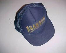 Branson Showtown U.S.A. Adult Unisex Blue Trucker Mesh Cap One Size New