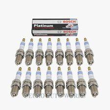 Mercedes-Benz Spark Plugs Plug Set Platinum Bosch OEM 95003/99403 x16pcs