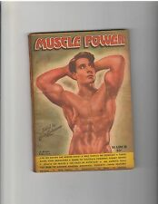 Muscle Power Bodybuilding fitness magazine FRANK AFFRUNTI 3-47