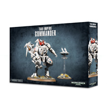 Warhammer 40K - Imperio Tau Comandante