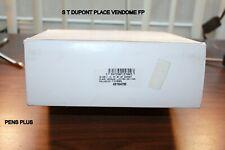 S T DUPONT PLACE VENDOME FP, BOXES ONLY, NO RESERVE !!