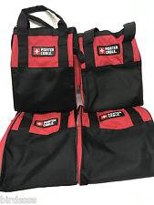 (4 PACK) Porter Cable Heavy Duty Tool Bag FOR PCC600 PCC640 PCC641 PCC620