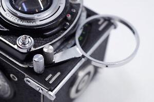 New Minolta Autocord Aluminum Focus Leveler/Handle/Knob Fits All Models Perfect