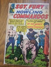 Sgt Fury And His Howling Commandos #5