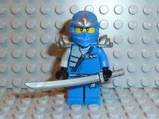 LEGO ® Ninjago personaggio Jay ZX NINJA BLU con armi 9449 9450 9442 njo047 f263