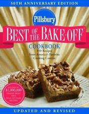 Pillsbury: Best of the Bake-Off Cookbook by Pillsbury Company Staff (2001, Hard…