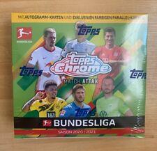 Topps Match Attax Chrome Bundesliga 2020/21 Box/Display Topps Chrome Neu + OVP