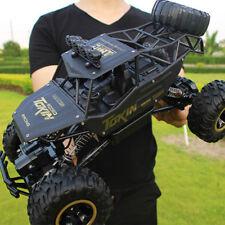 Large 1:12 Rc Cars 4WD Shaft Drive Trucks High Speed Radio Control Brushless Tru