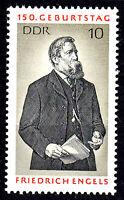1622 postfrisch DDR Briefmarke Stamp East Germany GDR Year Jahrgang 1970