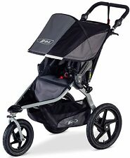 BOB Revolution Flex Jogging Stroller Swivel Front Wheel Baby Jogger  Black NEW