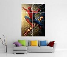 Spiderman Homecoming Marvel Comic Spiderman Riesiges Wandkunst Pic Fotoposter