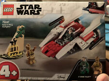 LEGO STAR WARS - REBEL A-WING STARFIGHTER, 75247