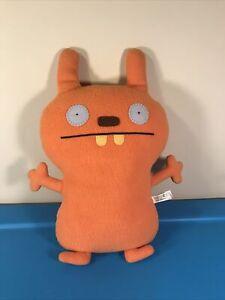 """Uglydolls Cozymonster 15"""" Little Uglys Plush Stuffed Doll Cozy Monster Orange"""