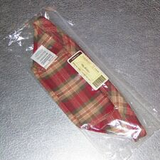 Longaberger Orchard Park Plaid Medium Berry Basket Liner ~ Brand New in Bag!