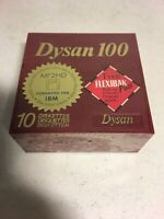 "Dysan 100 MF2HD IBM 3.5"" Diskettes 