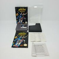 Bill & Ted's Excellent Video Game Adventure Nintendo Entertainment System CIB