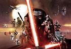Komar Star Wars Papier peint photo 8-492 ep7 collage 368 x 254 cm Image murale