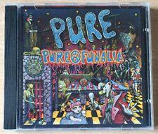 Pure - Pureafunalia - Talking Heads VGC CD - FAST UK POST