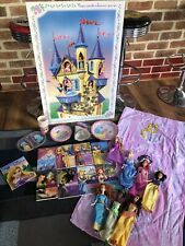 Disney Princess Dolls/Picture/Books/party plates, cups & hats