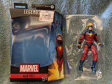 Marvel Legends Captain MAR-VELL Figure Abomination Series LOOSE NEW NO BAF PIECE