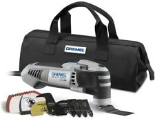 Dremel Multi-Max 5Amp Corded Oscillating Tool Kit w/ 28-Accessories + Carry Bag