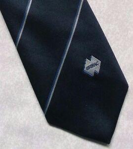 Vintage Tie MENS Necktie Crested Club Association Society BRIMAC SILK