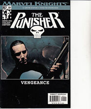 The Punisher-Vol 4 Issue 25-Marvel Comic