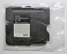 Ricoh GC 21 K Noir Aficio gx3000s GX 3050n SFN gx2500 GX 5050n GX 7000 O.V.