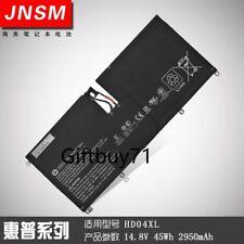 HD04XL for HP TPN-C104 45Wh Battery XT 13-2000eg 13-2021tu 13-2120tu HSTNN-IB3V