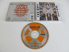 RAPED APE Terminal Reality CD 1993 RARE OOP THRASH ORIGINAL PRESSING BULLETPROOF