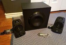Logitech Z623 THX-Certified 2.1 Speaker System with Subwoofer