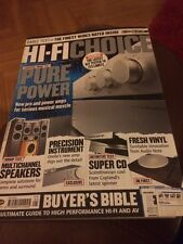 HI-FI Choice CD Amp Speakers Sub Music Cables Etc Issue No 241 May 2003