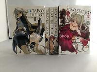 Taboo Tattoo Volumes 1- 13 English paperback Manga Graphic Novels Lot Brand New