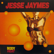 Jesse Jaymes - Body Heat -New 12 inch lp