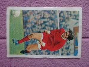 FKS - 1972/73 - MANCHESTER UNITED - GEORGE BEST #167 ( SOME CREASING