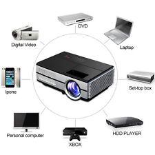 960*640 Portable Mini LED PC Projector 1080p Home Cinema Theater TV HDMI USB UK