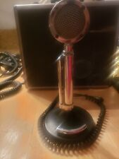 Vintage 5 pin CB Base Radio lollipop Amplified Microphone.